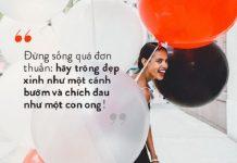 những câu nói mạnh mẽ trong tình yêu